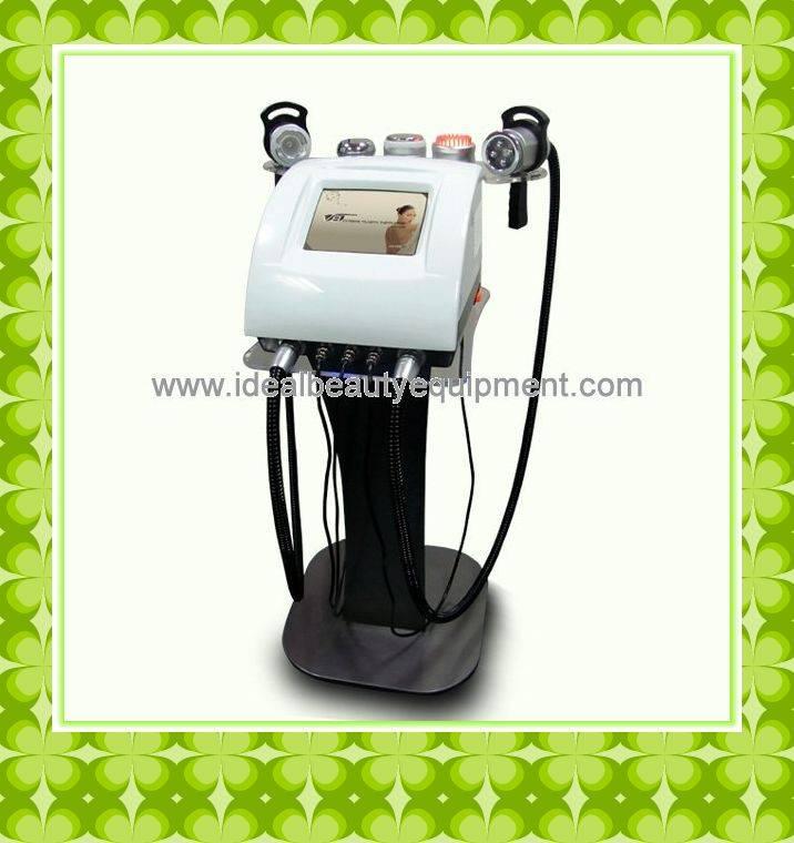 Ultrasonic Vacuum Cavitation RF Photon slimming Equipment (S048)