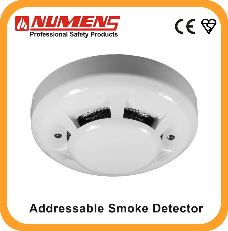 Numens SNA-360-S2 EN54 Approved Addressable Smoke Detector
