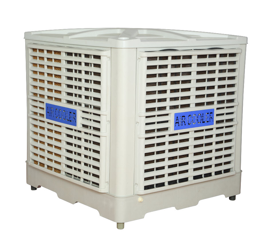 Big flow Axial evaporative water air cooler 30000M3/H CY-30DA