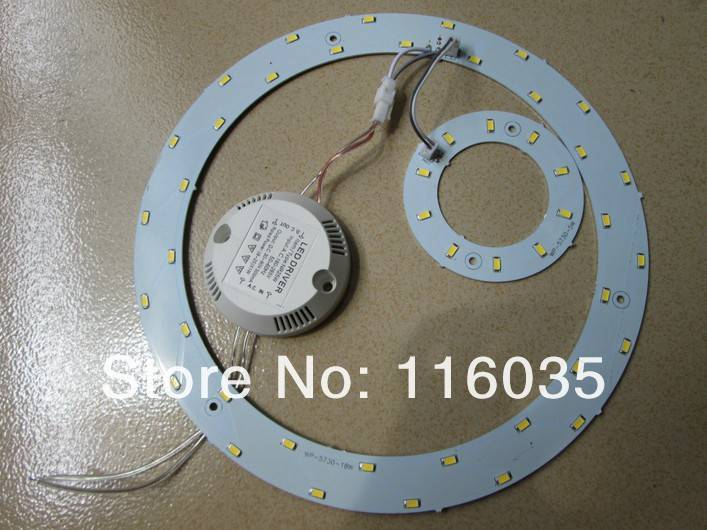 Factory Price Good Quality 23W Round Ring LED Panel For Ceiling Home.Magnetic LED Circle Panel Board