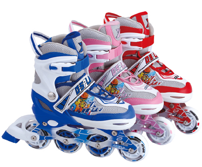inline skates shoes for age 8