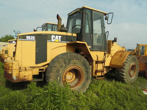 Caterpillar Wheel Loader 962G