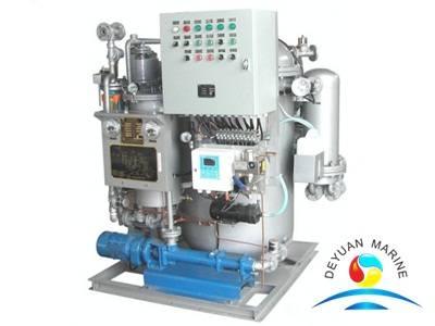 Marine 15ppm Bilge Water Separator