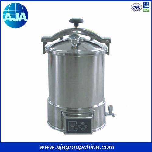 Digital Display Type Portable Autoclave