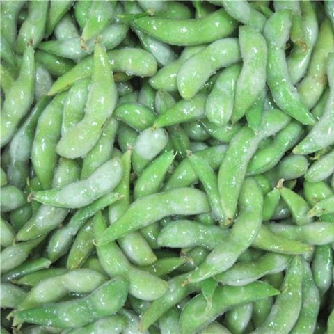 frozen glazed soybean