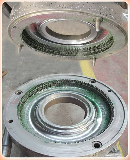 1200R20 Two-Piece Tyre Molds