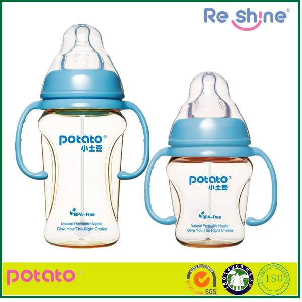 cute ppsu baby bottle, new baby feeding bottle, baby bottle manufacturing