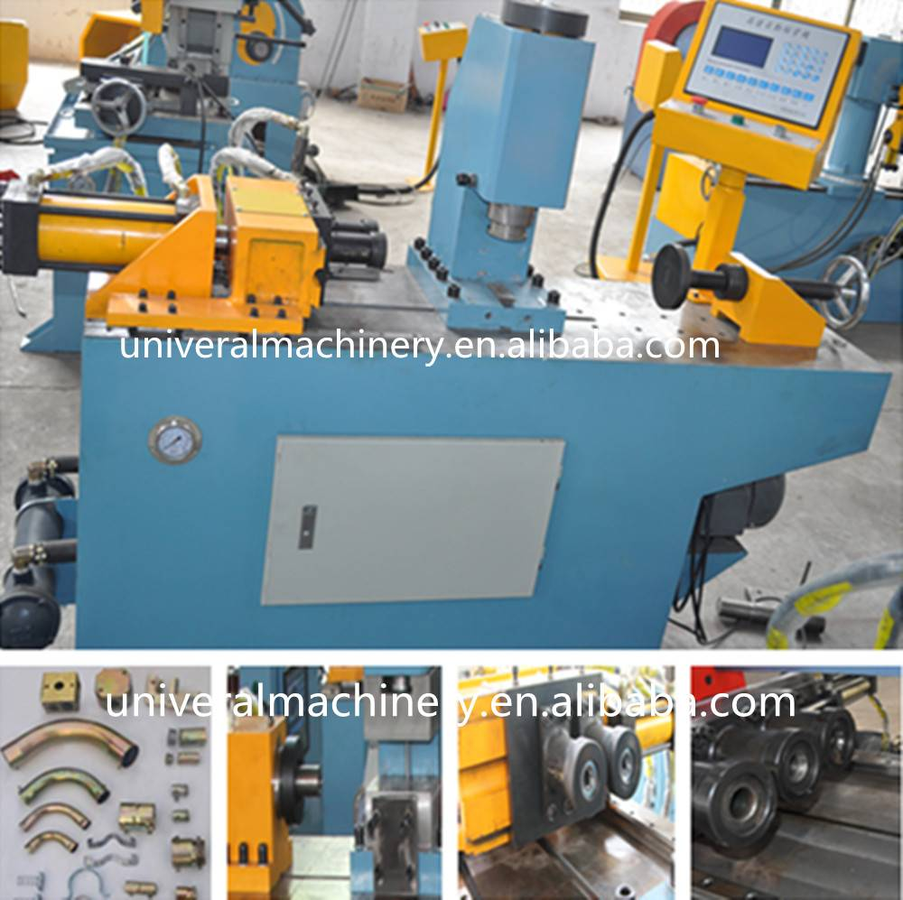 China Factory price Tube End Forming Machine for Reducing Expanding Flanging