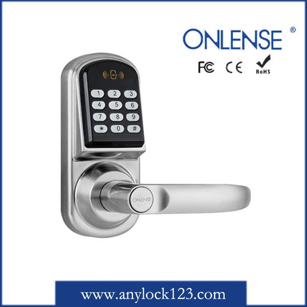 2014 latest design keypad digital lock oem
