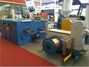 Fuchuan FC-FC-250D high speed wire bunching machine with high performance