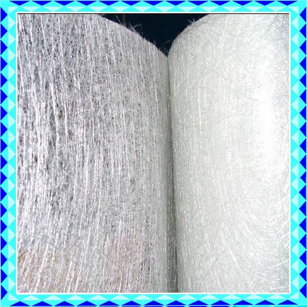 Soft mat Good conformability Fiberglass Powder Chopped Strand Mat for fiberglass tent rods