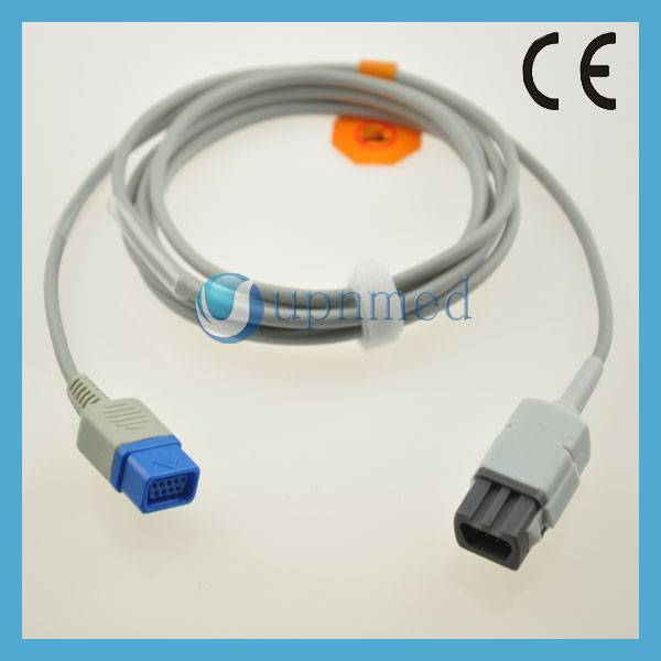 GE Ohmeda TruSat SpO2 Adapter Cable, TS-M3, OXY-MC3