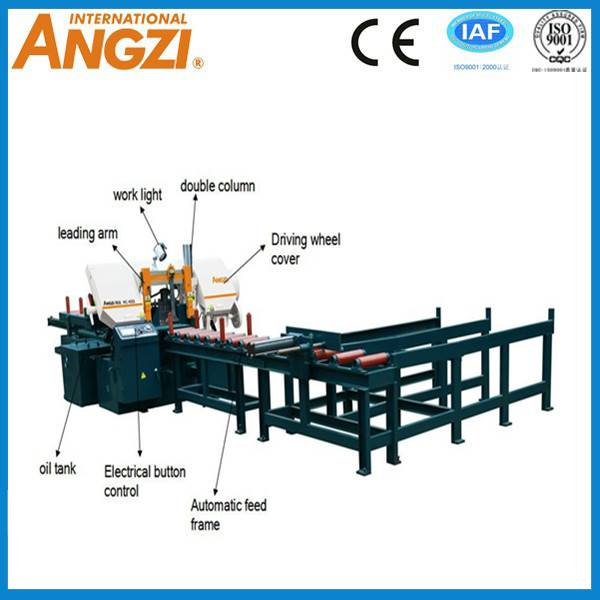 Good Quality Factory Band Saw Cutting Machine Price