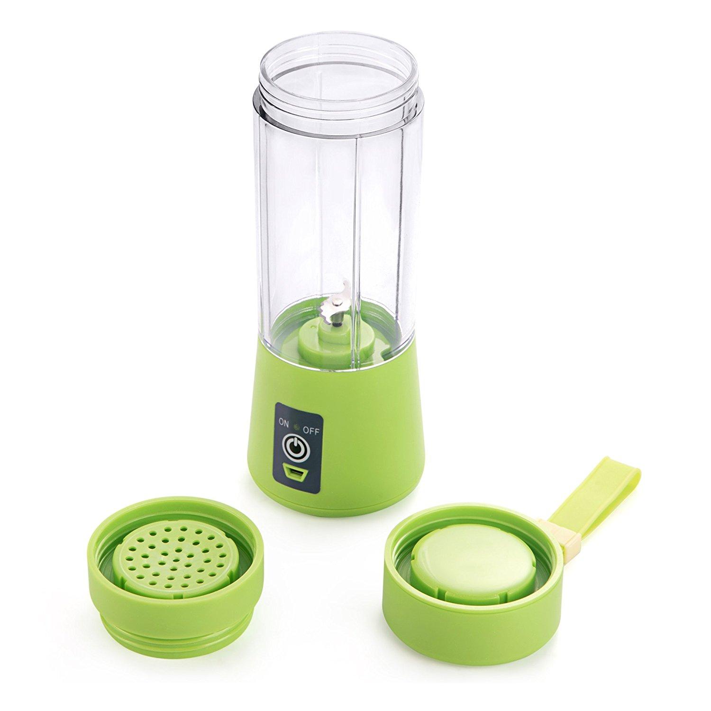 New Electric Mini Rechargable Portable Original fruit Juicer