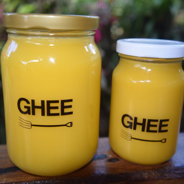 Pure Cow Ghee Butter 99.8%