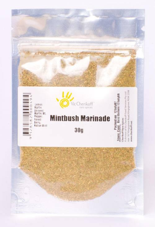 Mintbush Marinade