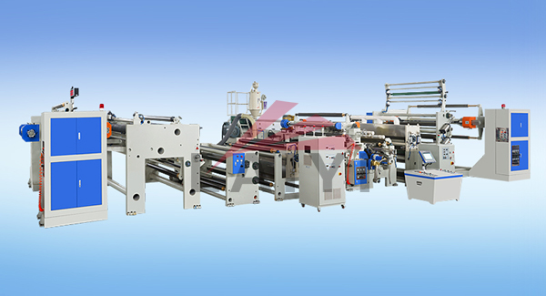 LY-ASCP Laminating Extrusion Machine