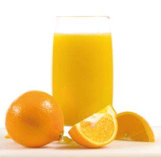 orange juice concentrate with high quality