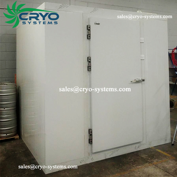 modular coolroom refrigerator chamber , fastener panel cold room , fresh fruit keeping room