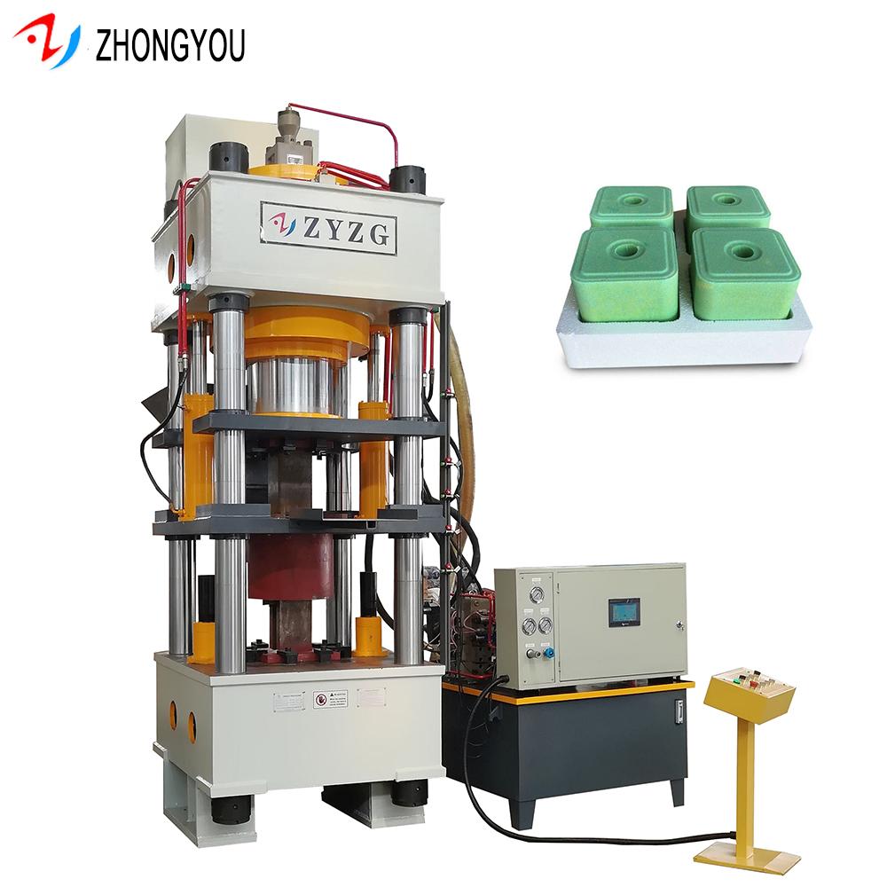 Hydraulic Animal Salt Licks Mineral Block Making Machine
