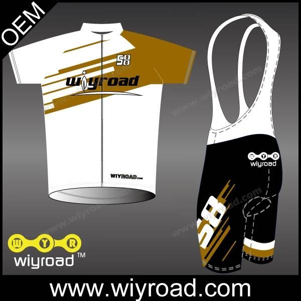 Accept sample order custom bike kit/skeleton custom cycling jerseys/cycling team kits