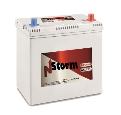 N-Storm Car Battery