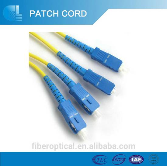 Duplex/Simplex FC-FC Patch Cord lc-lc armoured patch cord