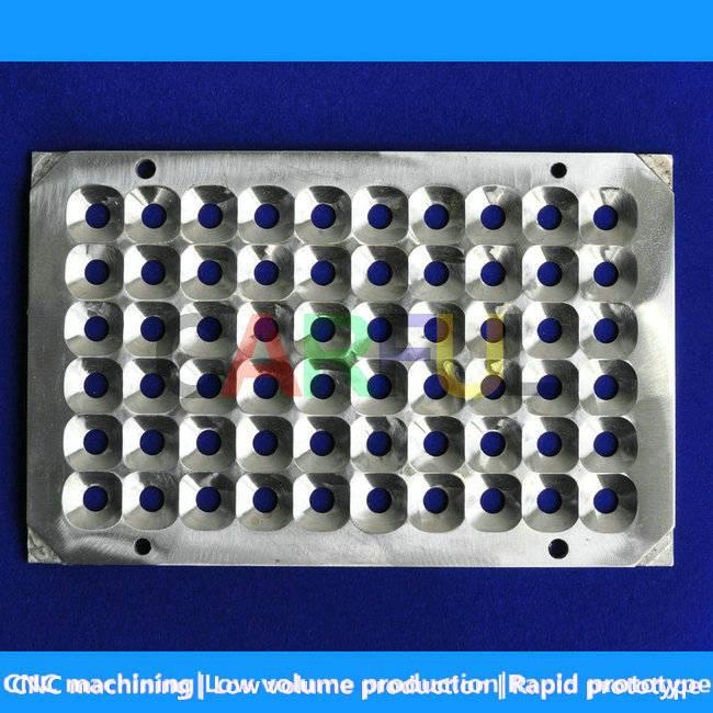 Metal keyboard customization CNC processing  manufacturer in China