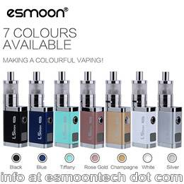 2016 Hot Sale Esmoon Premium ECIG Kit With 1100mAh LS20W Vapor Mod