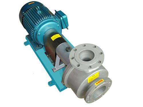 Inner vane pump, sliding vane pump, positive displacement pump, volumetric pump, volume delivery pum