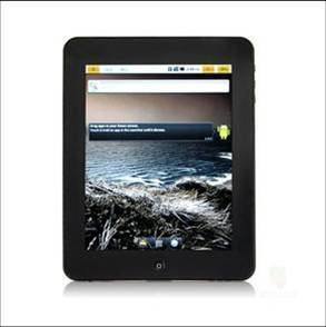8 inch android 2.2 tablet pc