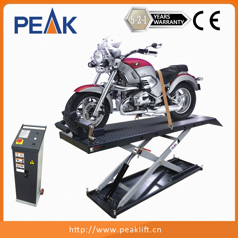 Ce Approval High Speed Motorcycle Scissor Lift Table (MC-600)