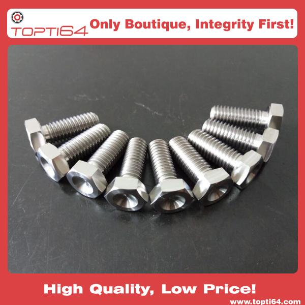 Sprint Titanium Fastener Kit For Bead Lock
