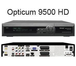 Globo 9500HD Digital TV Receiver
