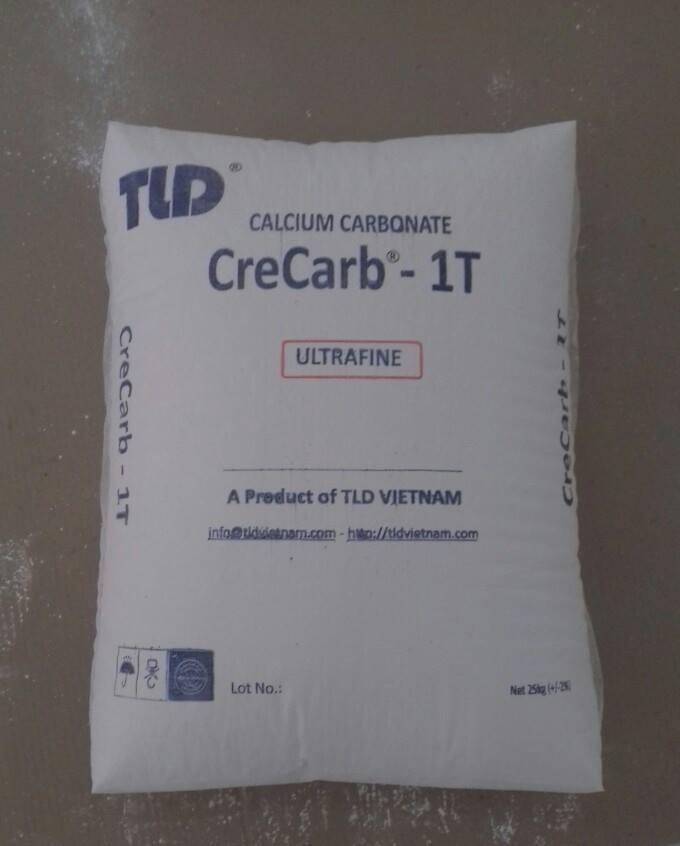 Ultrafine Calcium Carbonate Powder for Color Masterbatches