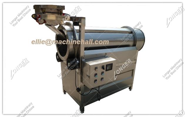 Fried Food Seasoning Machine|Snacks Flavoring Equipment
