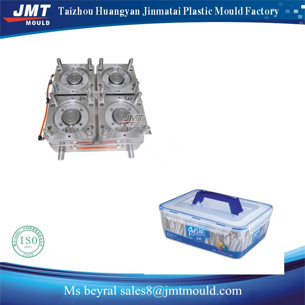 high quality plastic injection food container mould