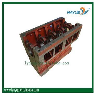 WEIFANG Engine Block for ZHAZG1 ZH4100 R4105 Wheel Loader Engine
