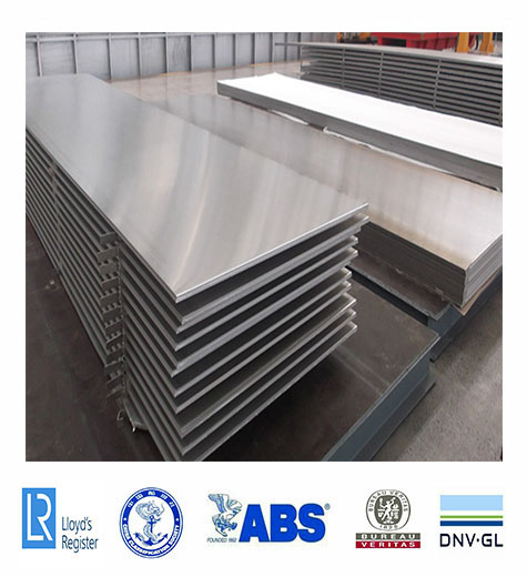 industry moulding marine aluminium alloy plate 5083 for boat
