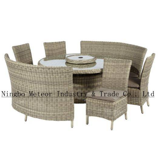 MTC-020 casual outdoor furniture,coast wicker dining set-lowes outdoor furniture-outdoor furntiure M