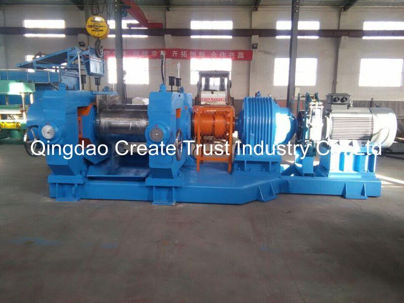 rubber refiner machine/rubber refinering mill