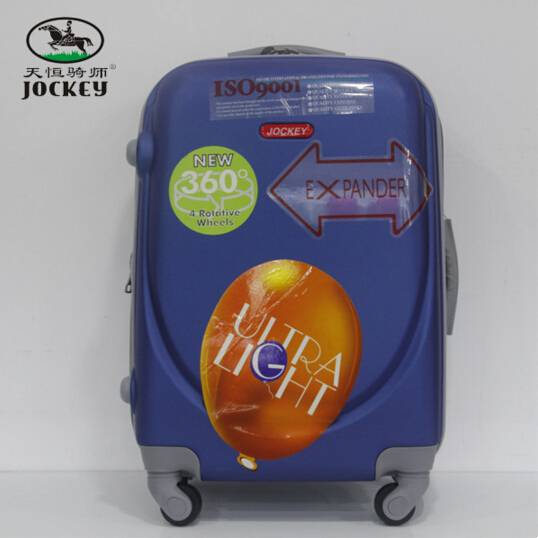 3 pieces ABS trolley case