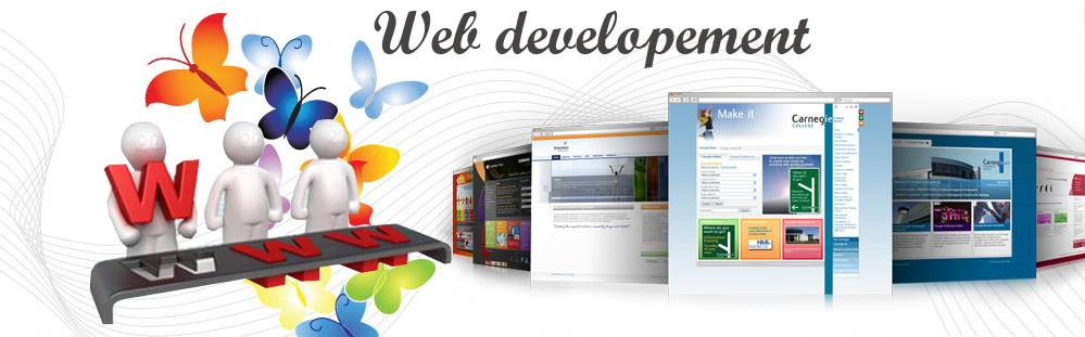 Exclusive Web Development Services at affordable price