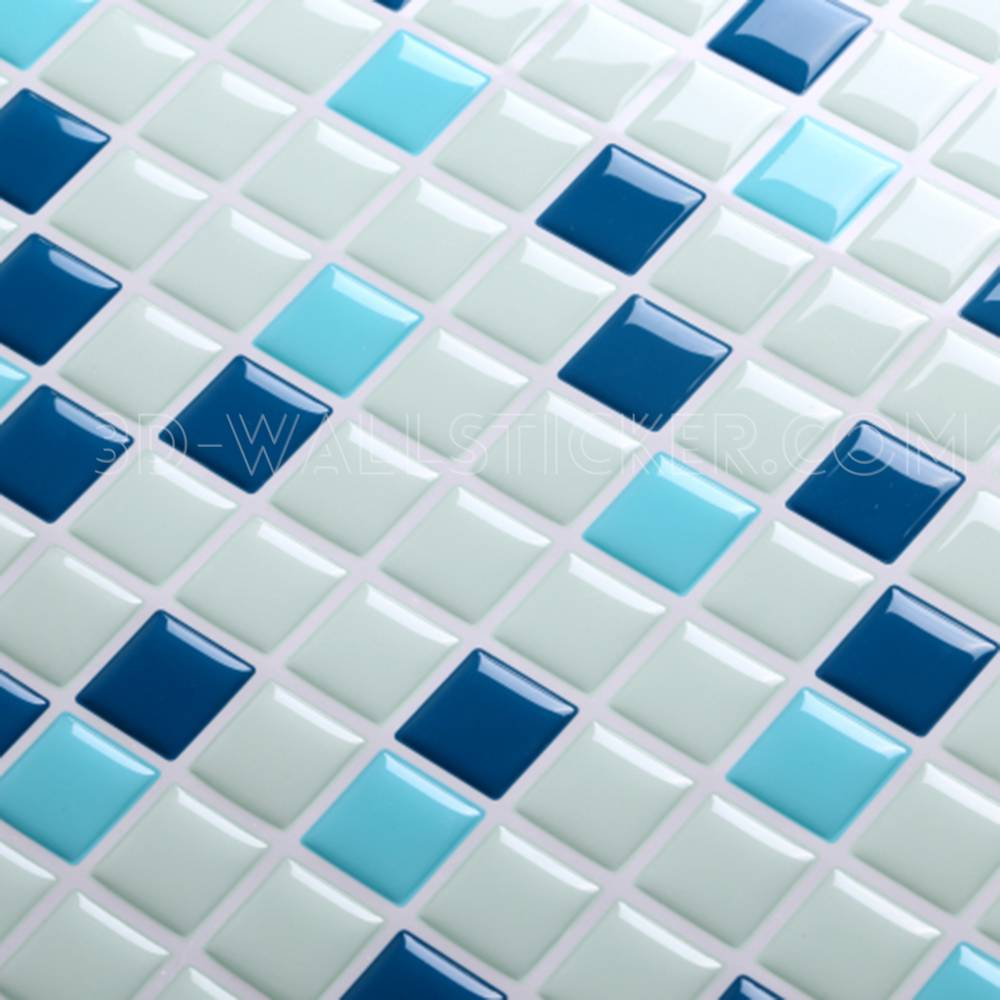 High quality self adhesive peel and stick instant mosaic wall tiles