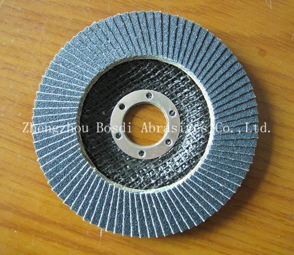 Zirconium Flap Disc Convex 100-16mm 90mm backing