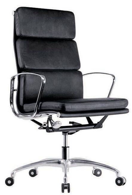 Excutive Lounge Aluminum Group Chair