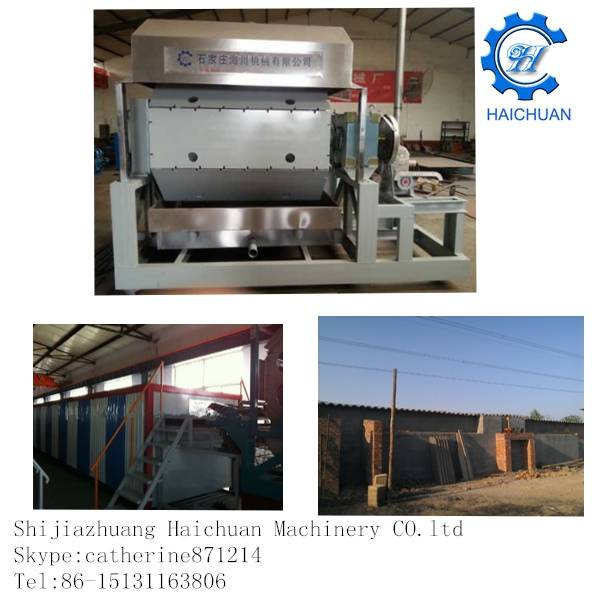 Egg tray Machinery Producetion line