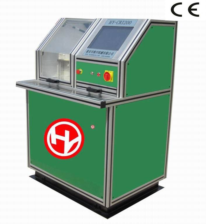 HY-CRI200 High Pressure Common Rail Injector Test Bench