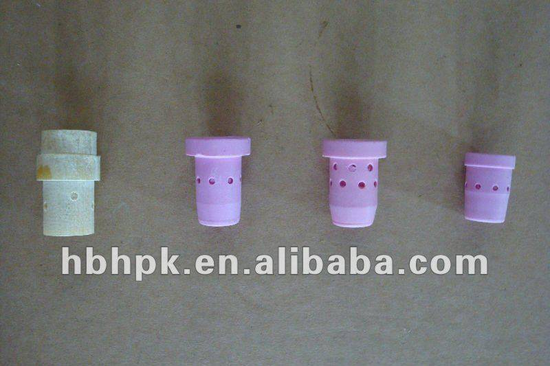 Diffuser reed welding