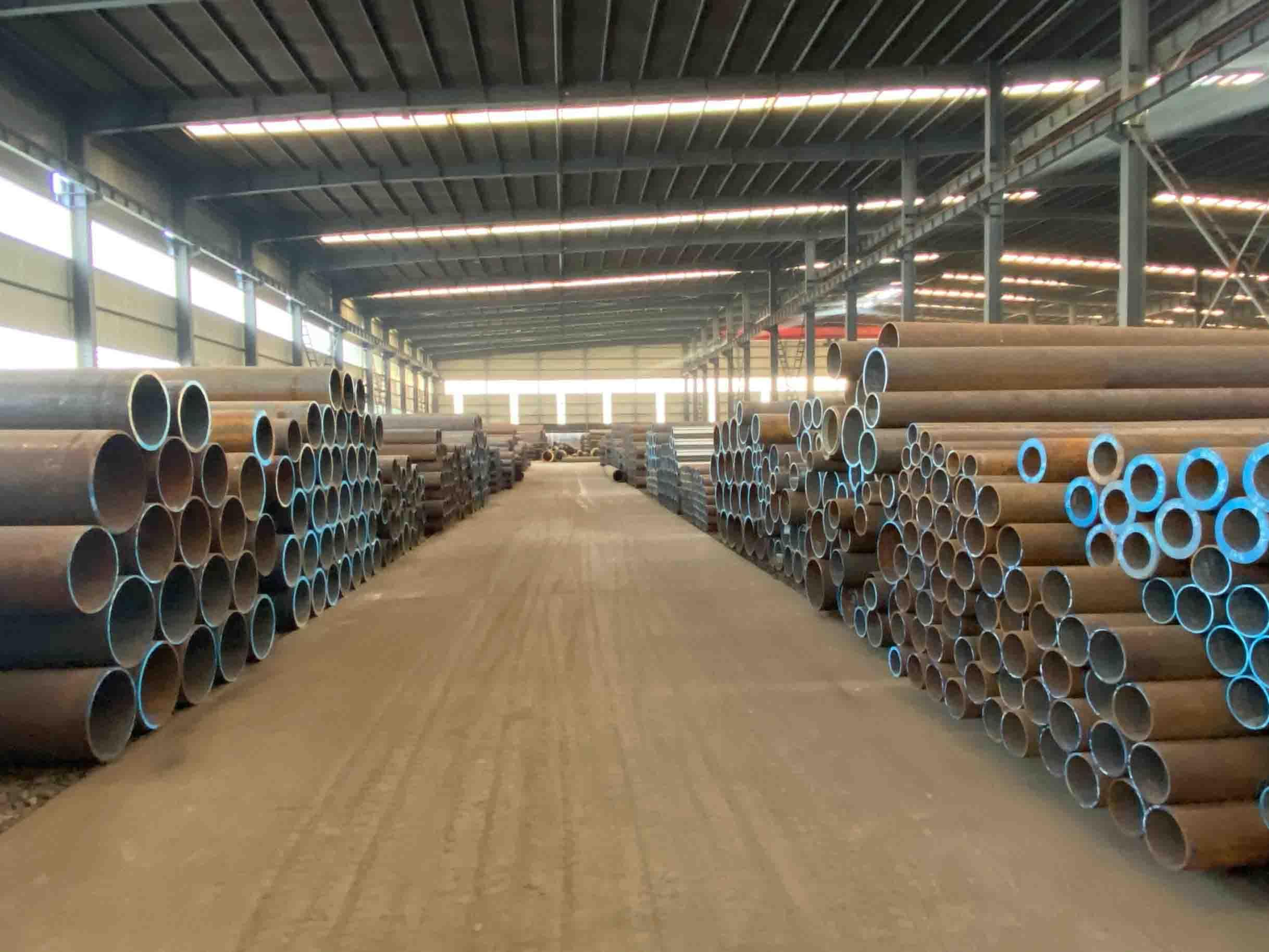 Sanon ASTM A335 Grade 91 Alloy Steel Pipe for Boiler